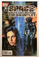 Space: Above And Beyond -- The Gauntlet #2 (Jun 1996, Topps) VF/NM