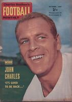 Charles Buchan's Football Monthly Magazine - October 1962