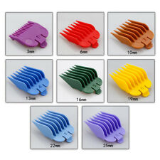 Multiple Sizes Colorful Guide Limited Comb Hair Clipper Cutting Replacement Tool