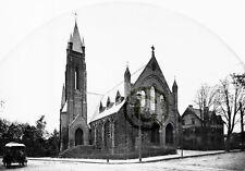 "Boston, MA Catholic churches "" ST. MARY's CHURCH OF THE ASSUMPTION "" © 1892 Repr"