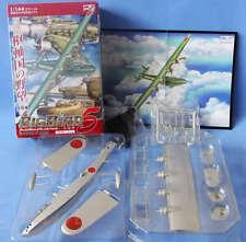 BB5_1C Big Bird 5 WW2 Japan Type 97 H6K Flying Boat Bomber 901 Navel Sqd 1:144