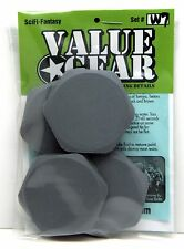 War Game & Figure Bases WGB #7 - Value Gear Resin 28mm 1/35-1/56