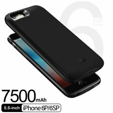 7500mAh For iPhone 6P 6sPlus Portable Power Bank Magne Pack Battery Charger Case