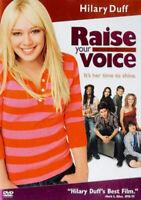 Raise Your Voice DVD NEW