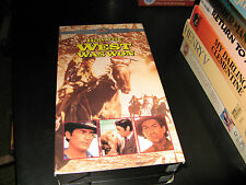 How the West Was Won-2 vhs-James Stewart-John Wayne-Gregory Peck
