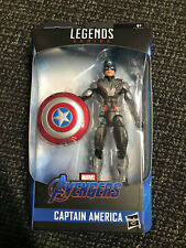 New Marvel Legends Series Figure - Captain America - Thanos BAF - Endgame Wave 1