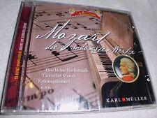 So klingt Weihnachten - Mozart die schönsten Werke - CD OVP