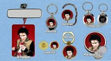 ADAM ANT MEMORABILIA KEYRING FRIDGE MAGNET PURSE BOTTLE OPENER TROLLEY