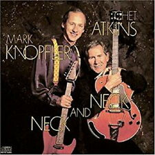 Mark Knopfler And Chet Atkins Neck And Neck 1990 Sony CD Album