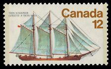 "CANADA 745 - Sailing Vessels ""Tern Schooner"" (pa16758)"
