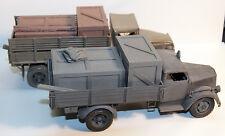 1/35 Universal/Generic Truck Load Set #2 (LargeEquipCrates) - Value Gear