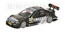 Mercedes Benz C Class Trilux Ralf Schumacher Dtm 2009 1:43 Model MINICHAMPS
