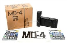 NIKON MD-4 MOTOR DRIVE! EXCELLENT CONDITION! 90-DAY WARRANTY!