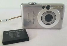 Canon PowerShot Digital ELPH SD300 4.0MP Digital Camera - Fair/tested*