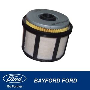 FORD F250 F350 7.3 LITRE DIESEL FUEL FILTER  - NEW GENUINE FORD PARTS