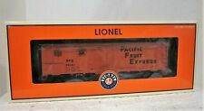 Lionel 6-17352: Pacific Fruit Express (PFE) Steel Sided Reefer #20043  NIB