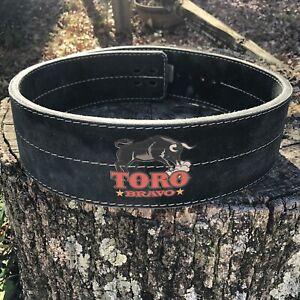 Titan Toro Bravo Lever Powerlifting Belt