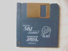 59227 Advanced Ski Simulator Version 2 - Commodore Amiga ()