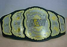 New-AEW-World-Championship-Wrestling-Leather-Belt  BELT REPLICA