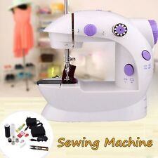 Electric Multi-function Portable Mini Desktop Sewing Machine Handheld AU STOCK
