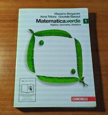 Matematica Verde 1 - Algebra, Geometria, Statistica.