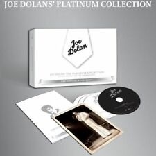 Joe Dolan - The Platinum Collection   NEW  & SEALED 3 CD + DVD BOX SET