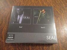 album 2 cd originals limited edition seal soul + soul 2