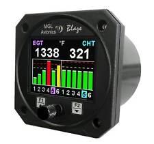 Mgl Avionics Tc 6 12 Channel Round Digital Gauge Type J Amp K Thermocouple