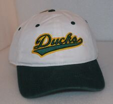 New NCAA Official OREGON DUCKS The Game Cap GREEN WHITE YELLOW Adjustable 1 Size