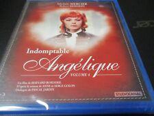 "RARE BLU-RAY NEUF ""ANGELIQUE, VOLUME 4 : INDOMPTABLE ANGELIQUE"" Michele MERCIER"