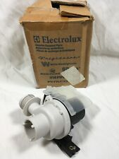 Genuine OEM Electrolux Frigidaire Washer Drain Pump 137221600- Brand New