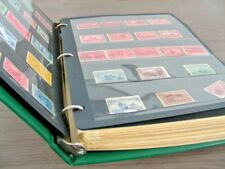 US, includes BOB,  Excellent Accumulation of Stamps in stock sheets