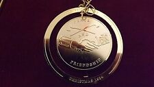 USA WHITEHOUSE 1984 PEACE AND FRIENDSHIP MEDAL 65 MM DIAMETER