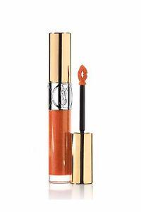 YSL YvesSaintLaurent Gloss Volupte Extreme Shine Lip Gloss Opium Persan