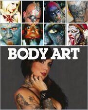 Body Art Paperback Book