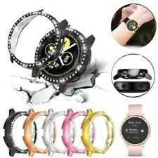 For Samsung Galaxy Watch Active 2 Diamond Protector Cover Case Protective Frame