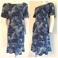 Plus Size Floral Tea Dresses NEXT