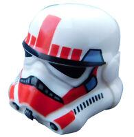 Lego Helm Stormtrooper in weiss für Minifigur Figur 30408pb12 Star Wars Neu