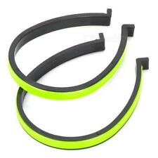 Reflective Cycle Trouser Clips Hi Viz Ankle Bands 3m Scotchlite