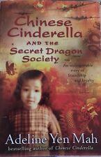 The Chinese Cinderella, Adeline Yen Mah  - China History Bio Pb Book