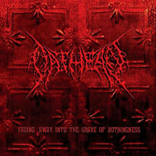 Oathean - Fading Away Into the Grave CD - SEALED Black Death Metal Album