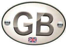 Sticker GB Moto 75mm x 55mm