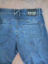 3 Pairs Designer Men's Jeans 32 Inch
