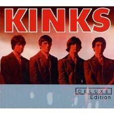 "The KINKS ""Kinks (Deluxe Edition)"" 2 CD NUOVO"