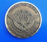 """#1250# Médaille""""Amicale des Anciens de l'Armée de l'Air/Roubaix Tourcoing"""""""