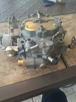 CHEVY PONTIAC / OLDS / BUICK / G M Remanufactured Rochester Quadrajet Carburetor