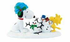 Peanuts The More the Merrier Christmas Village Snoopy Woodstock 4047195 Dept 56