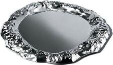 Vassoio in acciaio inox 18/10 Alessi Fingernail's Work Sch01 Centrotavola