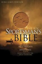 The Sportsman's Bible: KJV Compact Edition, Camo LeatherTouch