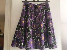 Linen Hippy, Boho Casual Regular Size Skirts for Women